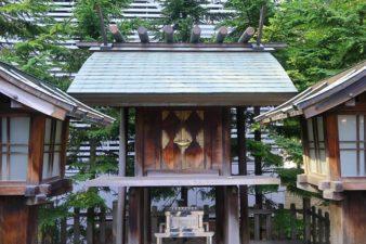 構内札幌神社 本殿