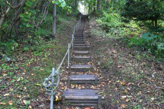 藤野神社 参道階段