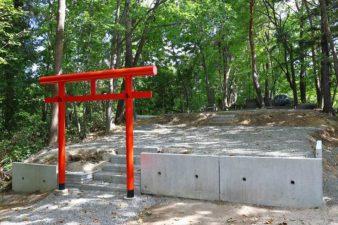 藤野神社 鳥居