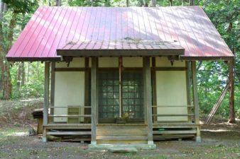 藤の沢神社 本殿