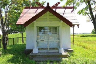 福移神社 社殿