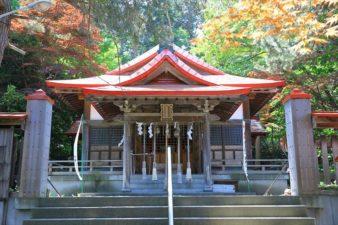札幌伏見稲荷神社 本殿