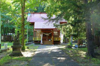 花岡神社 本殿