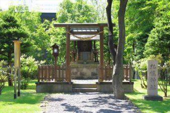 札幌神社 全景
