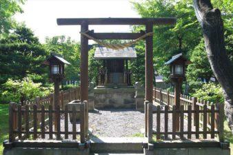 札幌神社 鳥居