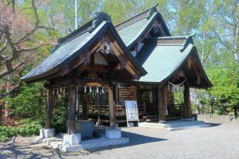 平岸天満宮及・太平山三吉神社 本殿