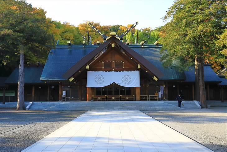 北海道神宮 本殿
