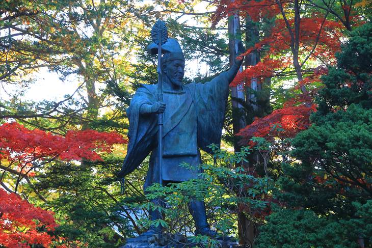 北海道神宮と判官さま(島義勇)