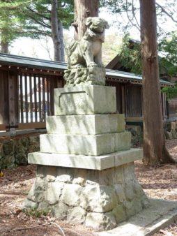北海道神宮 狛犬