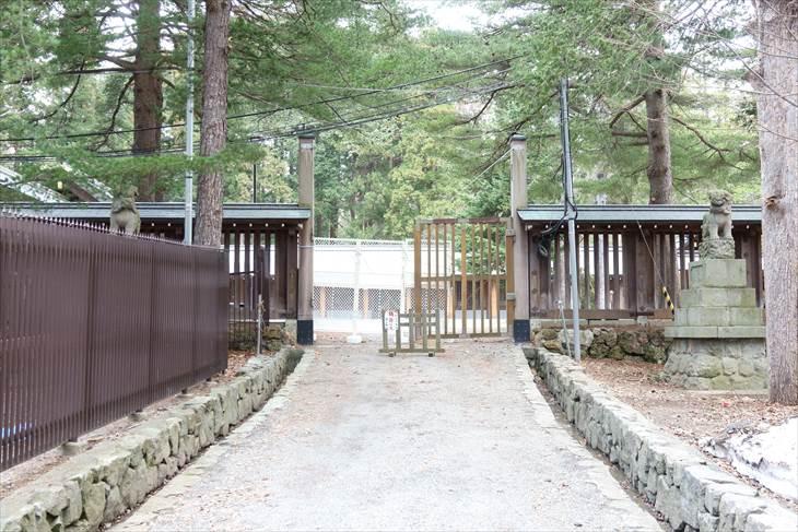 北海道神宮 狛犬様