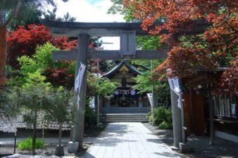 弥彦神社 第2鳥居