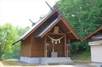 上野幌神社 本殿