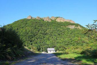 札幌市南区の八剣山