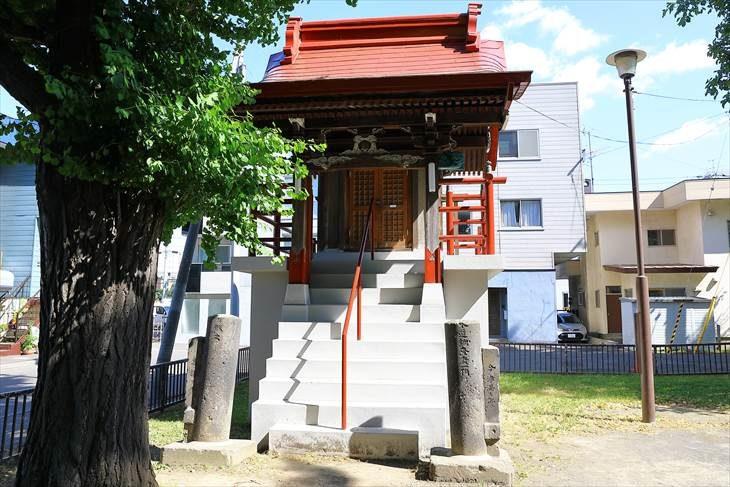 菊水神社 全景
