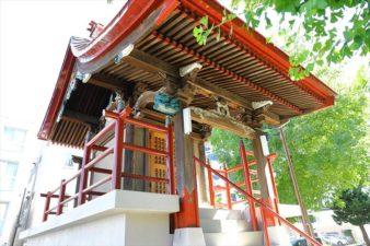 菊水神社 本殿