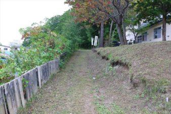 駒岡神社 入口
