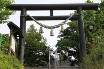 小野幌神社 鳥居