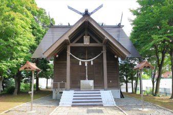 小野幌神社 本殿