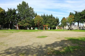 真駒内神社 真駒内第1公園