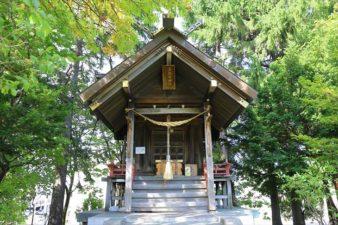 真駒内神社 本殿