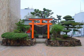 札幌 三囲神社 全景