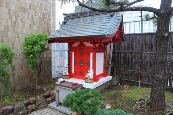 札幌 三囲神社 本殿