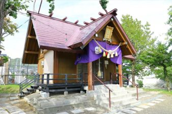 札幌南沢神社 本殿