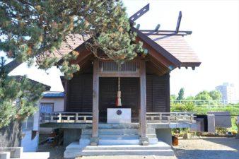 瑞穂神社 本殿