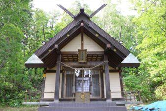 藻岩神社 本殿