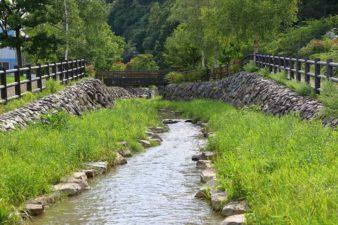 山鼻川緑地