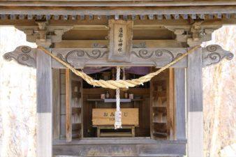 藻岩山神社 社殿
