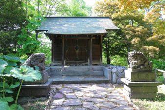 菜洗神社 社殿