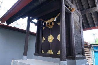 中の島神社 本殿