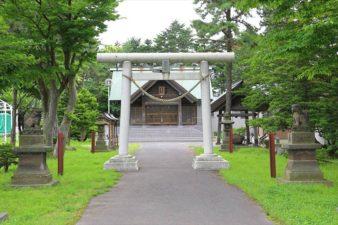 丘珠神社 第2鳥居