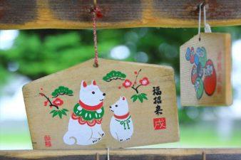 丘珠神社 絵馬