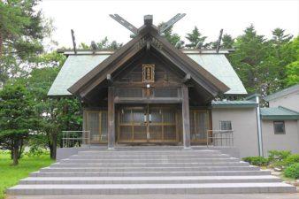丘珠神社 本殿