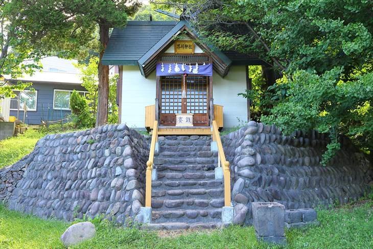 界川神社 本殿