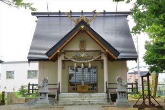 三里塚神社 本殿
