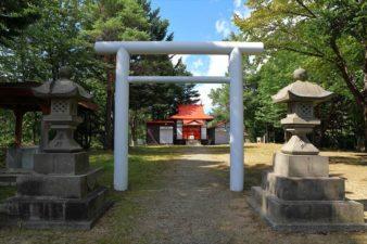 札幌藤野神社 第2鳥居