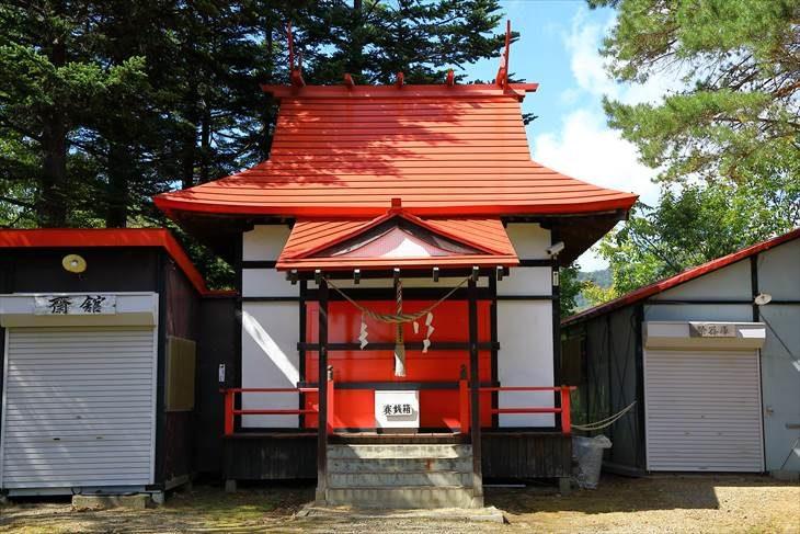 札幌藤野神社 本殿