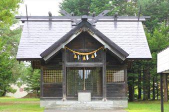 下野幌八幡神社 本殿
