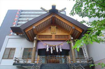 札幌祖霊神社 本殿