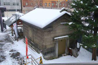 札幌祖霊神社 倉庫