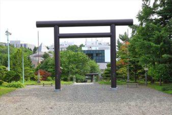澄丘神社 第2鳥居