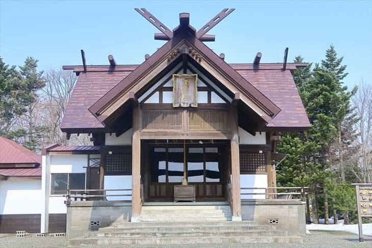 澄丘神社 本殿