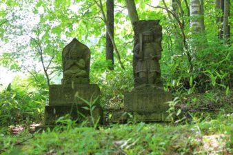 滝野神社 不動明王石像