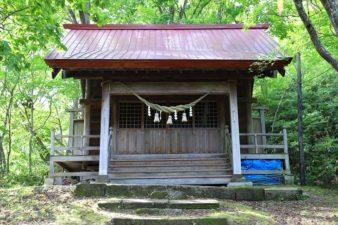 常盤神社 本殿