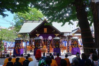 北海道神宮頓宮 例祭
