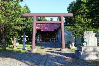 豊滝神社 鳥居