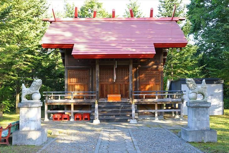 豊滝神社 本殿